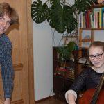 Cello lernen in Musikschule