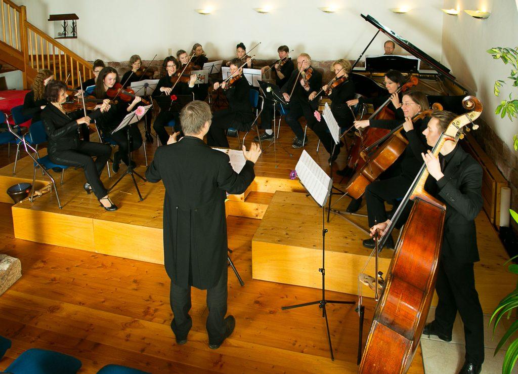 Kammermusik in Impflingen bei Landau