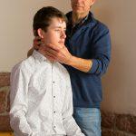 Hilfe bei Nackenschmerzen